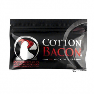 Cotton Bacon V2.0 by WicknVape