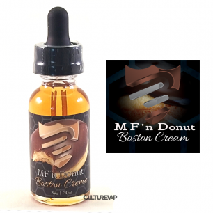 Boston Cream - MFN Donut