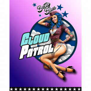 Betty Blue - Cloud Patrol - 80ML