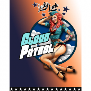 Lady Luck - Cloud Patrol - 80ML