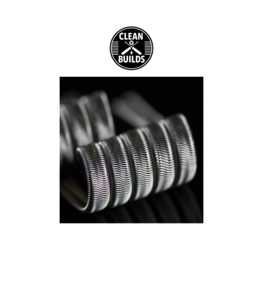 Tri Core Alien Coil N-80 - CleanBluids