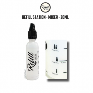 Refill Mixer 30 ml - Refill Station