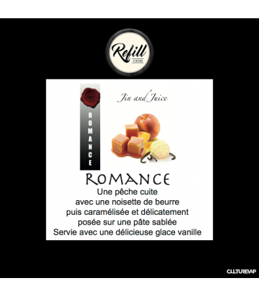 REFILL - ROMANCE - JIN AND JUICE