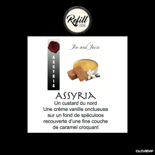 REFILL - ASSYRIA - JIN AND JUICE