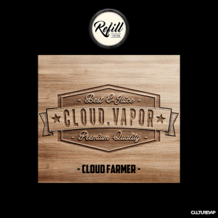 REFILL - CLOUD FARMER - CLOUD VAPOR