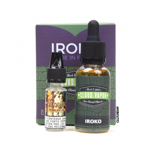 Iroko High VG - Shake & Vape - Cloud Vapor