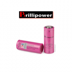 Accu Brillipower IMR 26650 40A - 5000 mAh