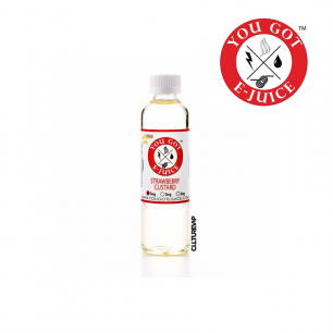 Strawberry Custard  60ML - You Got E-Juice