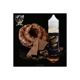 Chocolate Glazed Donut 50ML - MFN Donut