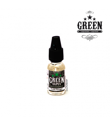 Fruits Rouges - Green Vapes