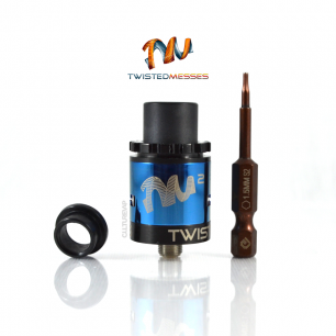 Twisted Messes Dripper RDA²