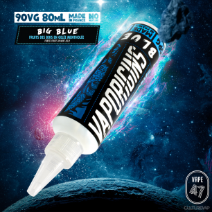 BIG BLUE 80ML - VAPORIGINS