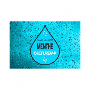 Concentré Menthe - CULTUREVAP