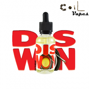 DIS WON 60ML - Coil Vapes