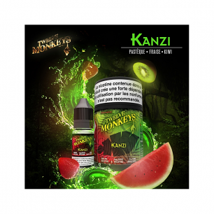 Kanzi - Twelve Monkeys - 3x10ml