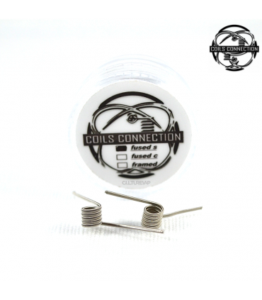 Coils Fused Clapton Serpent - Coils Connection