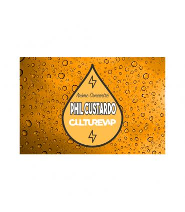Concentré Phil Custardo - CULTUREVAP