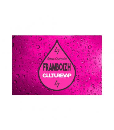 Concentré Framboizh - CULTUREVAP