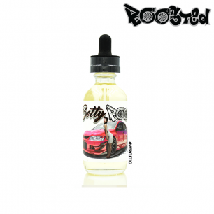 Betty Boo - Boosted E-juice - 50ML