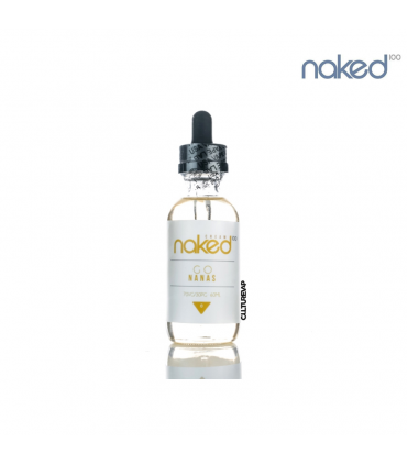 Go Nanas - Naked 100 - 50ML