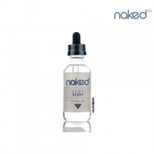 Very Berry - Naked 100 - 50ML