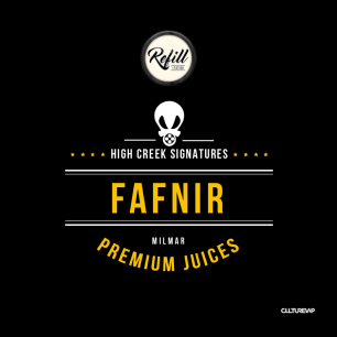 REFILL - FAFNIR - HIGH CREEK SIGNATURE