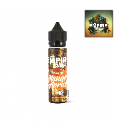 Mango Apricot - Empire Brew - 50ML
