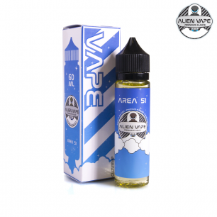Area 51 - Alien Vape 50ml