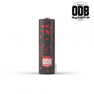 SPLATTER - ODB Wraps 18650
