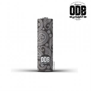 PAISLEY - ODB Wraps 18650