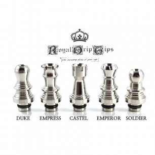 Royal Drip Tips Stainless Steel