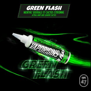GREEN FLASH 80ML - VAPORIGINS