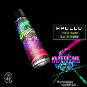 APOLLO 50ML - VAPORIGINS GALAXY