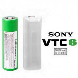 Accu Sony VTC6A 4000 mAh - 21700-Flat Top